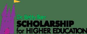 Dr. Betty scholarship logo