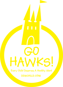 Go Hawks graphic